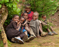 The Smiling Children of Rwanda